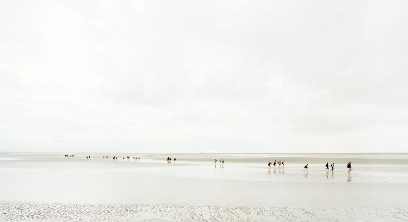 Baie du Mont Saint-Michel I, 2009